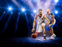 Basketball-Figuren