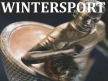 Wintersport Trophäen
