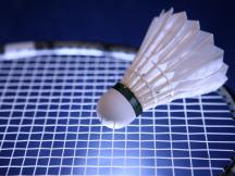 Badminton-Figuren
