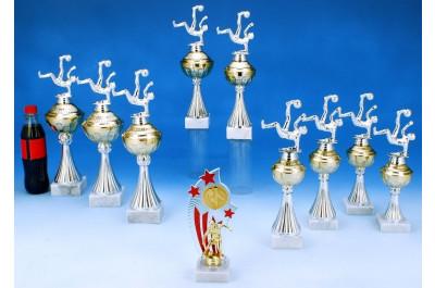 Fussball Pokale in 2 Farben 4002-34174