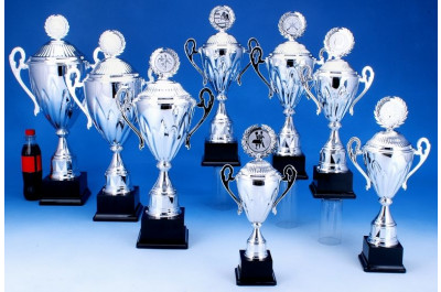Big Silver trend Pokale