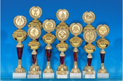 Pokale zum Preiswahnsinn