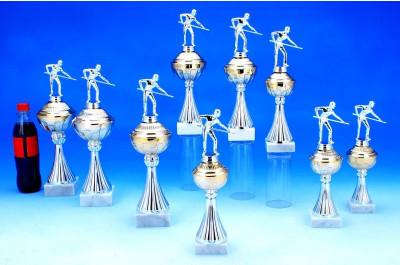 Billardturnier Pokale