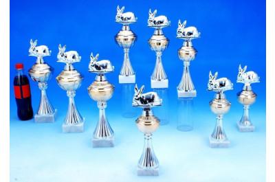 Kaninchen Pokale 4002-34274