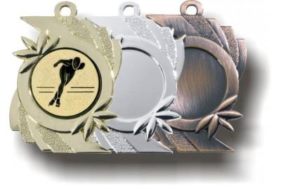 Eisschnelllauf-Medaillen R-E183-60181