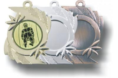 Medaillen Rodeln R-E183-60961