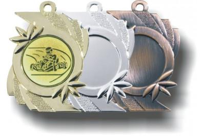 GoKart Medaillen R-E183-60307