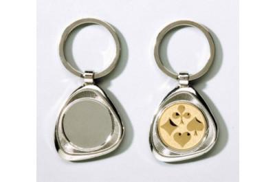 Schlüsselanhänger in Geschenkbox inkl. Emblem