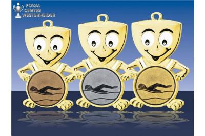 Medaillenfront - Pokal Paule