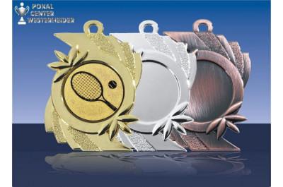 Tennis Medaillen Sonderform R-E183-61267