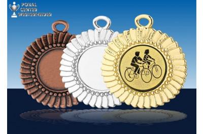 Radtouristik Medaillen B-D28H