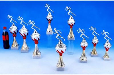 Marathon Pokale mit Flammendekor 5022-34316