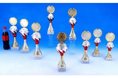 Quad Pokale mit Flammendekor 5022-64264