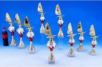 Windsurf Pokale mit Flammendekor 5022-34500