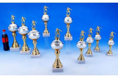 Damenfussball Pokale in bi-Color 5035-34212