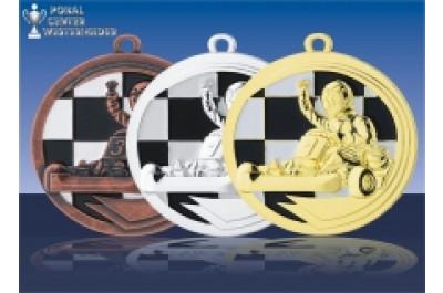 Medaillenfront - Asphaltflitzer