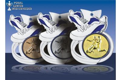 Exklusive Fussball Medaillen