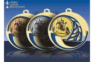 Noblesse Springreiter Medaillen