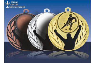 Exklusive Eishockey Medaillen