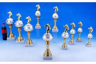 Reitsport Pokale in Bi-color 5035-34404