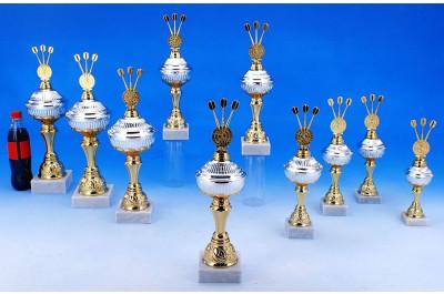 Dart Pokale in Bi-color 5035-34102