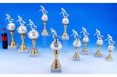 Kegel Pokale in Bi-color 5035-34286