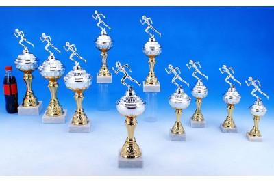 Volkslauf Pokale in Bi-color 5035-34316