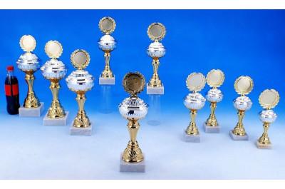 Triathlon Pokale in Bi-color 5035-61298