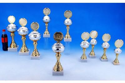 Schützen Pokale in Bi-color 5035-61058
