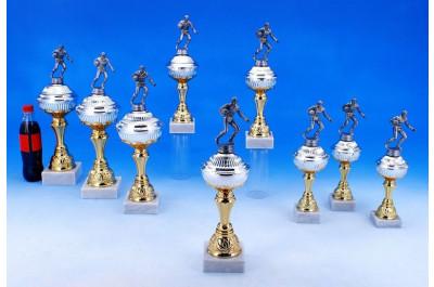 Rugby Pokale in Bi-color 5035-34417