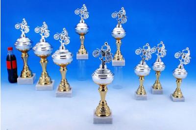 Motocross Pokale in Bi-color 5035-34330