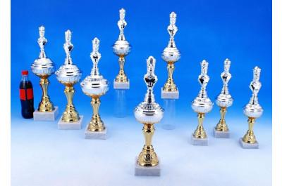 Schach Pokale in Bi-color 5035-34434