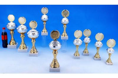 Voltigier Pokale in Bi-color 5035-sx189