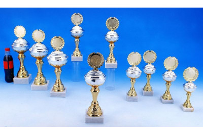 Trecker Pokale in Bi-color 5035-61286