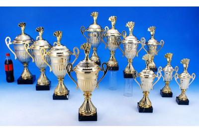 Poker Pokale mit Henkel
