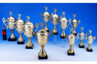 Handball Pokale mit Henkel