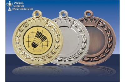 Badminton Medaillen RE184-B34