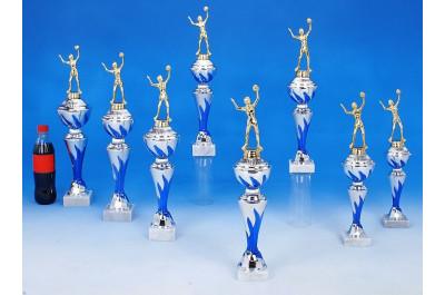 Flammeneffekt Pokale 6041-34634 Volleyballpokale