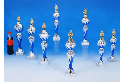 Flammeneffekt Pokale 6041-34290 Bowlingpokale