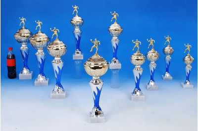Handball-Pokale mit Flammendekor 6048-34238