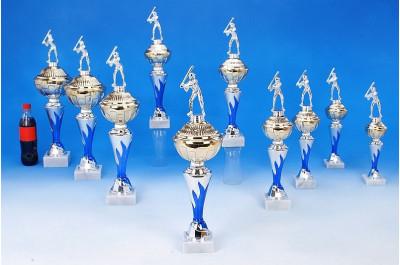Baseball-Pokale mit Flammendekor 6048-34054
