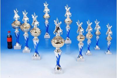 Tanzsport-Pokale mit Flammendekor 6048-34556