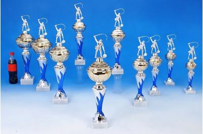 Angler-Pokale mit Flammendekor 6048-34002