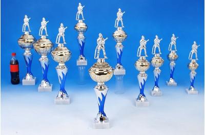 Feuerwehr-Pokale mit Flammendekor 6048-34138