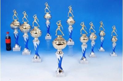 Tischtennis-Pokale mit Flammendekor 6048-34576