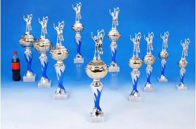 Basketball-Pokale mit Flammendekor 6048-34060