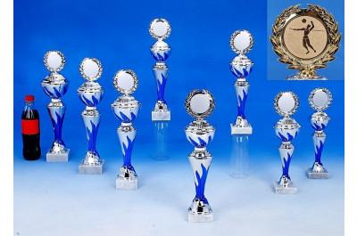 Sportpokale mit Flammeneffekt 6041-B21 Prellballpokale