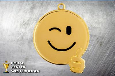 Medaille Smiley -lustige Medaillen- ST9305