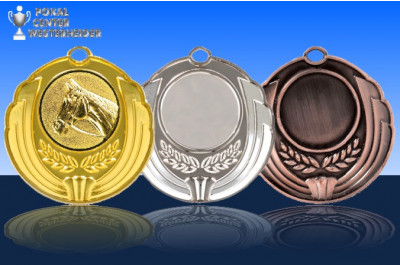 Reitsport Medaillen ''Grande'' ST9185-60919