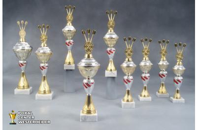 Dart Pokale 'Verona' 7018-34102